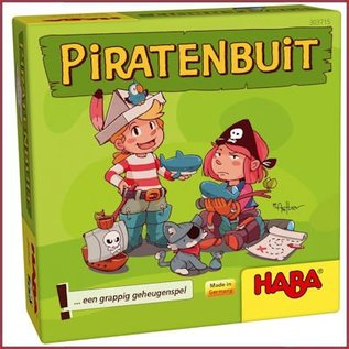 Haba Minispel - Piratenbuit