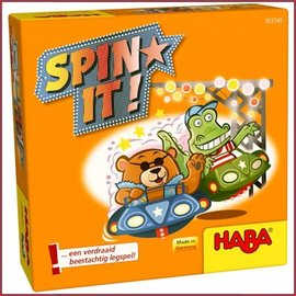Haba Minispel - Spin it!
