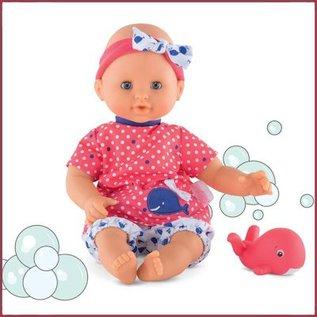 Corolle Bad-Babypop Meisje