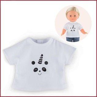 Corolle T-Shirt Pandicorn
