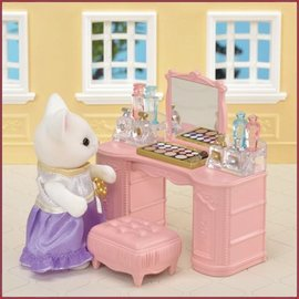 Sylvanian Families Make-up Tafelset