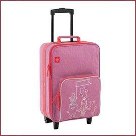 Lässig Trolley About Friends - mélange pink