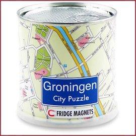 Craenen Groningen city puzzle magnets