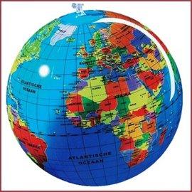 Craenen Opblaasbare bol 30 pol. new globe caly toys
