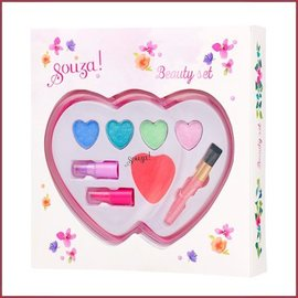 Souza for kids Make-up set Hart