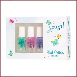 Souza for kids Nagellak set van 3 flesjes