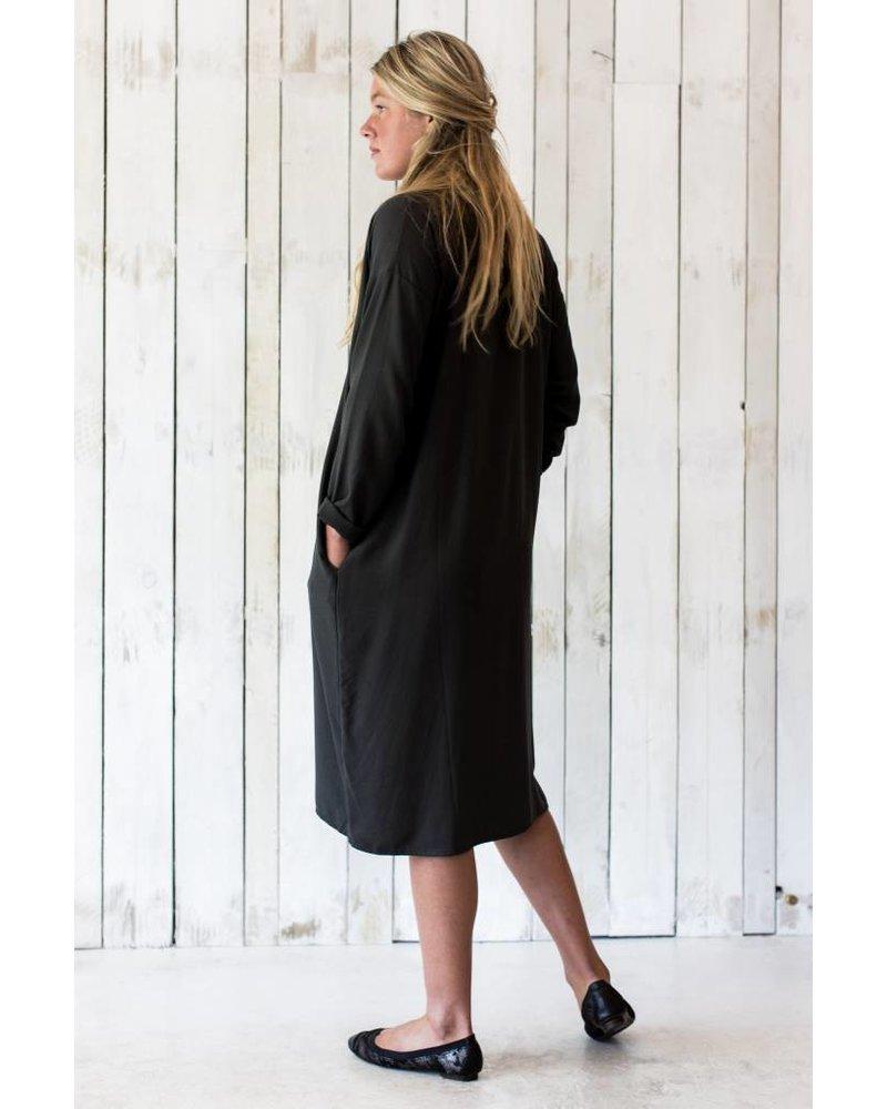 USTALL SHIRT DRESS