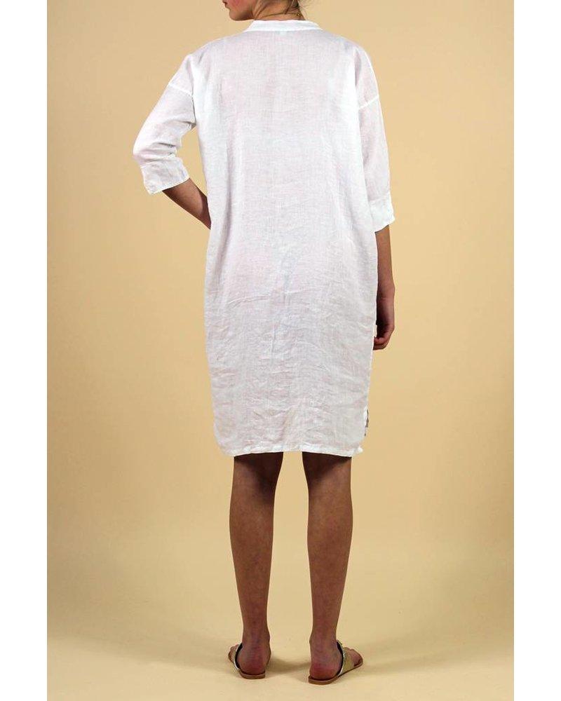 DITA LINEN DRESS