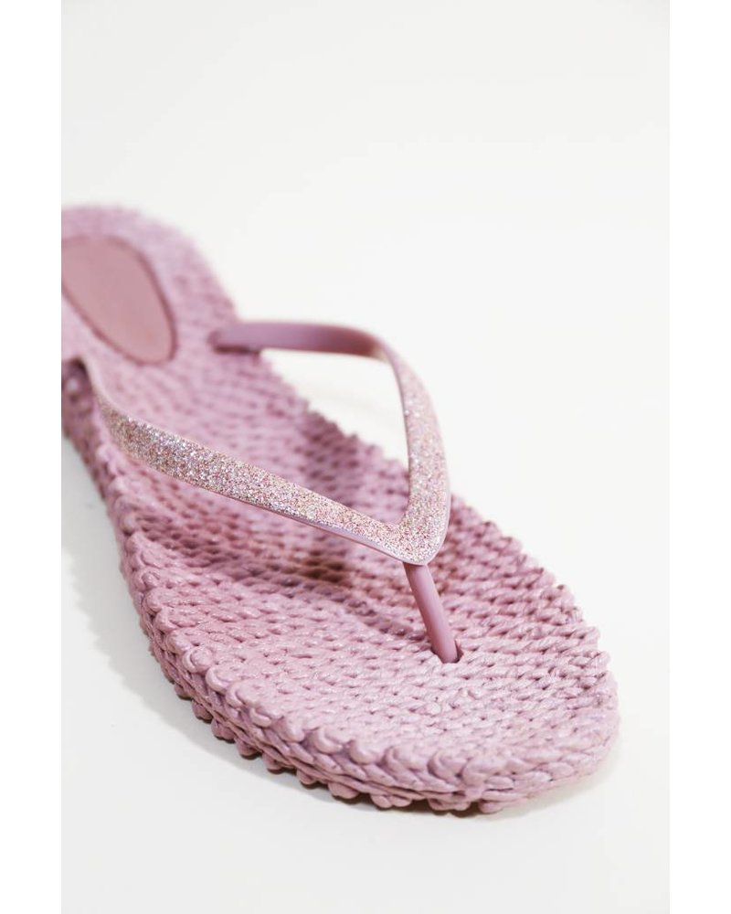 CHEERFUL GLITTER FLIP-FLOPS
