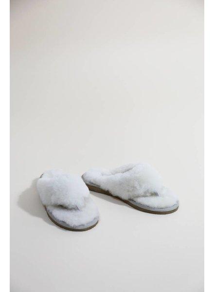 ANNEKE SHEEPSKIN SLIPPERS