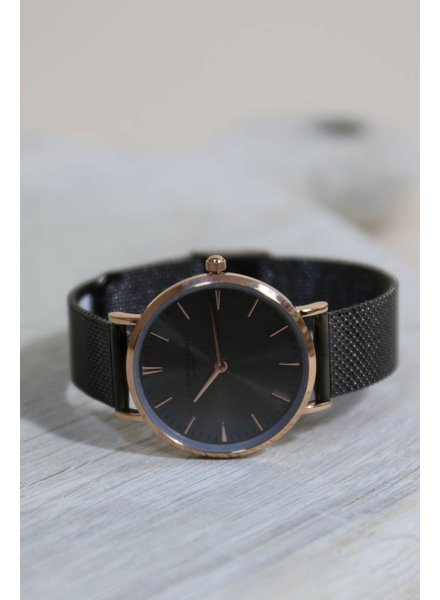 PERNILLE METAL WATCH