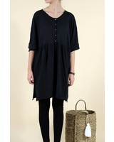SANDSKY COTTON DRESS