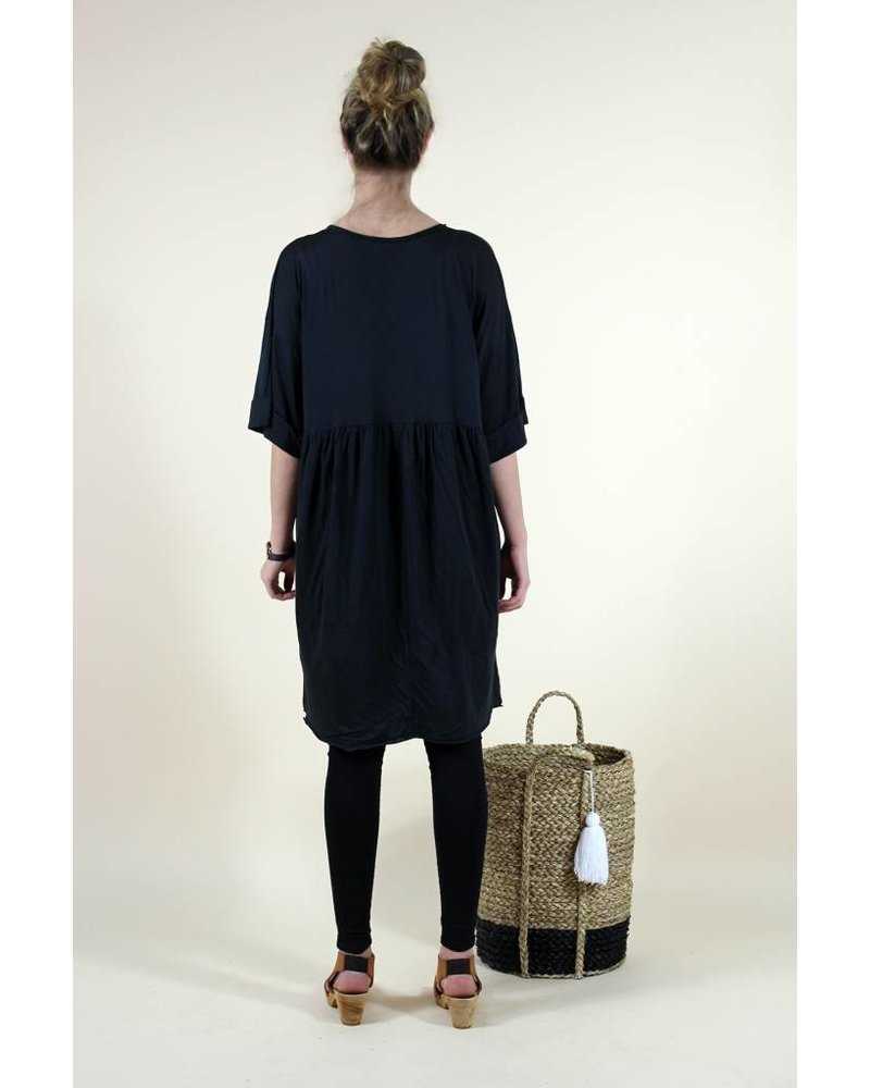 SANDSKY COTTON DRESS