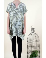 FORREST PRINT TUNIC