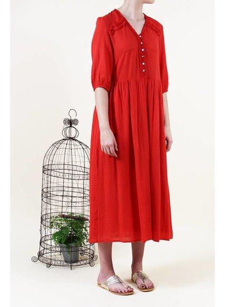 ELLIE COTTON DRESS