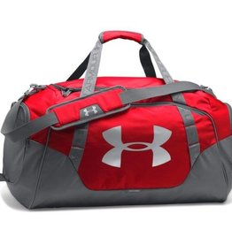 UNDERARMOUR UA Undeniable Duffle 3.0 MD-RED/GPH/SLV-OSFA