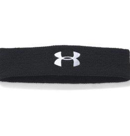 UNDERARMOUR UA Performance Headband-BLK//WHT-OSFA