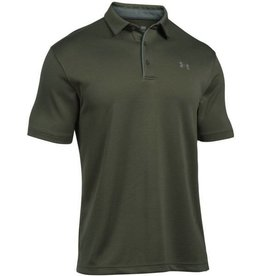 UNDERARMOUR Tech Polo - green