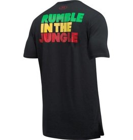 UNDERARMOUR Ali Rumble In The Jungle Tee - black