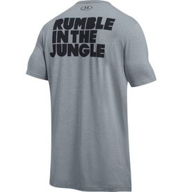 UNDERARMOUR Ali Rumble In The Jungle Tee - grey