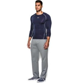 UNDERARMOUR HG Armour LS Compression - dark blue