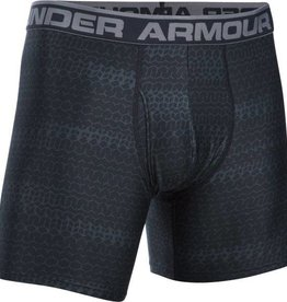 UNDERARMOUR The Original 6'' BoxerJock print - black