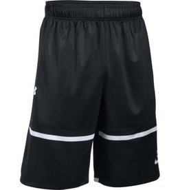 UNDERARMOUR SC30 Pick n Roll 11in Short - black