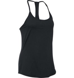 UNDERARMOUR Fly By Racerback Tank - black