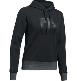 UNDERARMOUR Threadborne Fleece BL Hoodie - black