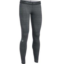 UNDERARMOUR Favorite Legging Print - grey black