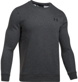 UNDERARMOUR Rival Solid FItted Crew - grey