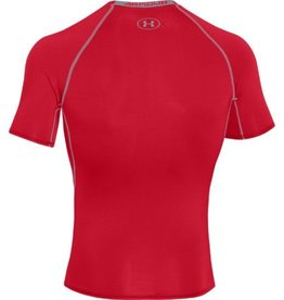 UNDERARMOUR HG Armour SS Compression - red