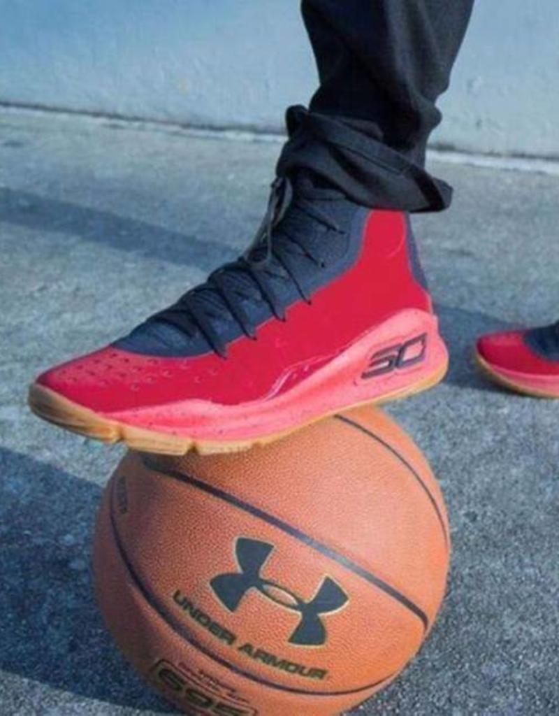 UNDERARMOUR Curry 4 black/red