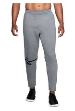 UNDERARMOUR MK1 Terry Tapered Pant-GRY