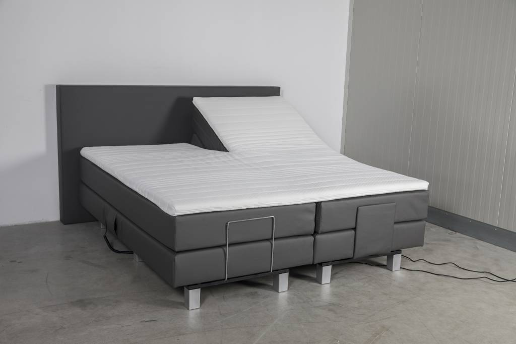 goedkope elektrische boxspring darwin with boxspring 140x200 goedkoop. Black Bedroom Furniture Sets. Home Design Ideas