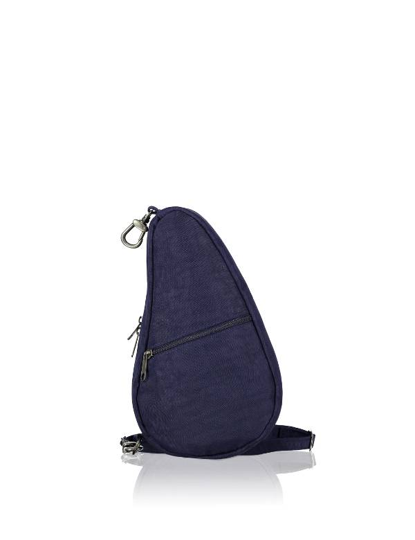 Healthy Back Bag Texured nylon baglett  Blue Night 6100