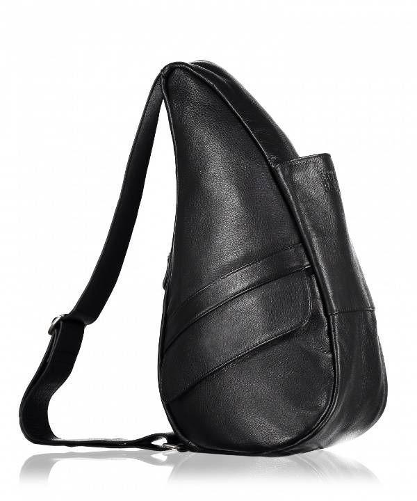 Healthy Back Bag Leather Small Black 5303