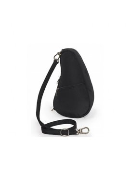 Healthy Back Bag Microfibre Baglett Black 7100