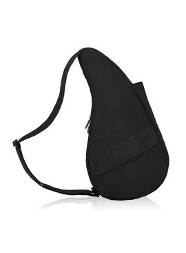 Healthy Back Bag Textured Nylon small Black 6303