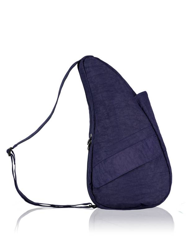 Healthy Back Bag Textured Nylon Small Blue Night 6303