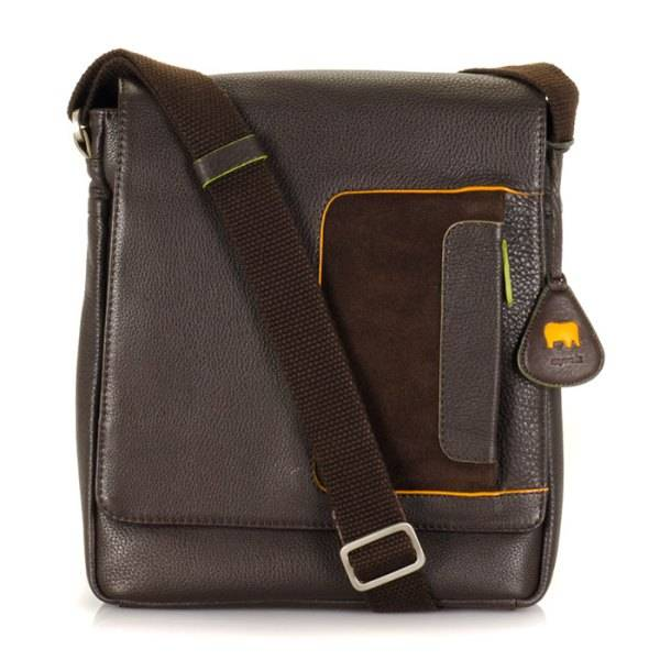 Mywalit Havana Flapover multi medium messenger bag