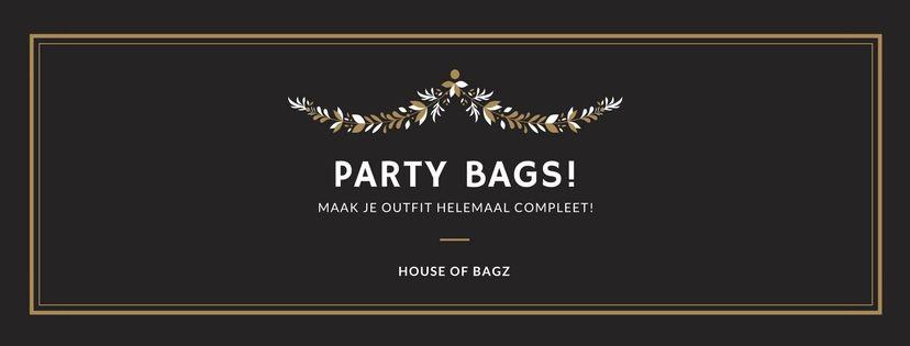 De mooiste party bags voor de feestdagen!