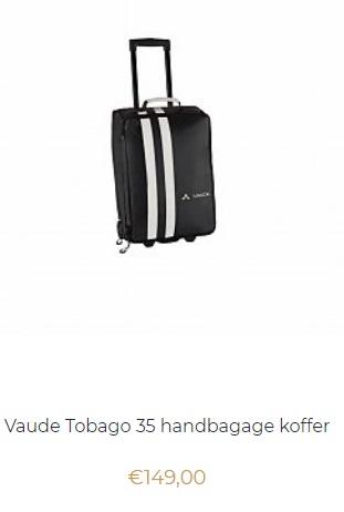 Vaude koffer