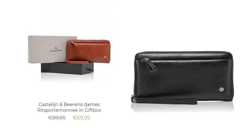 Dames portemonnee Castelijn & Beerens