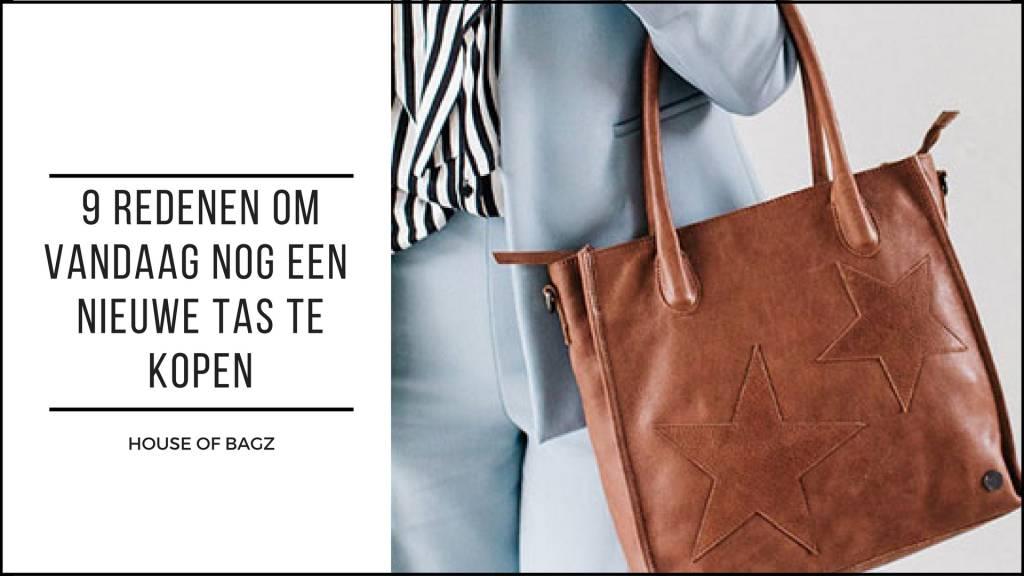 9 redenen om een nieuwe tas te kopen