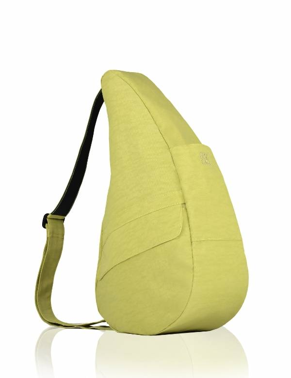 Healthy Back Bag Textured Nylon Medium Pistachio 6304