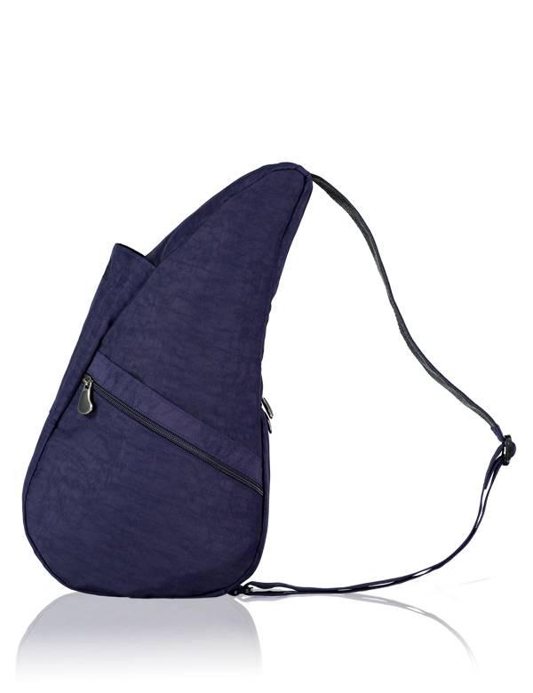 Healthy Back Bag Textured Nylon Medium  Blue Night 6304