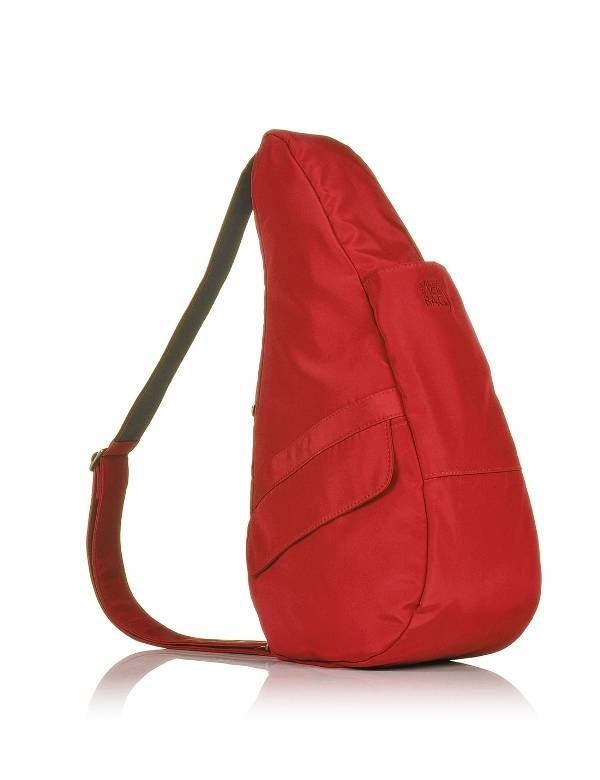 Healthy Back Bag Microfibre Small Red 7303