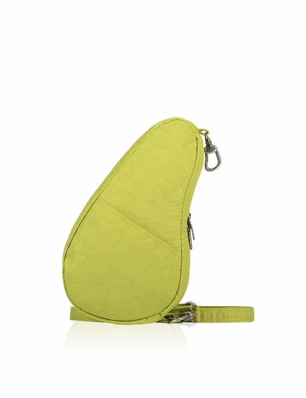 Healthy Back Bag Textured nylon baglett Pistachio 6100