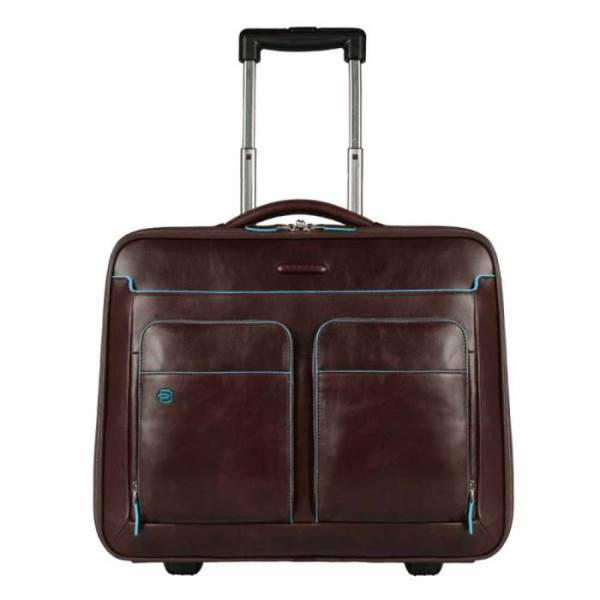 Piquadro Piquadro Blue Square Business Trolley